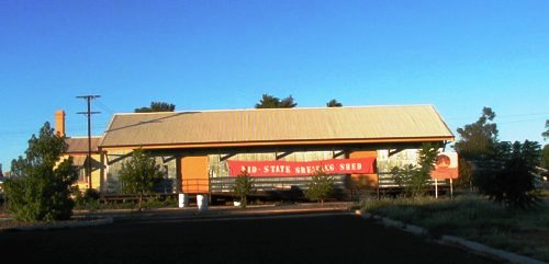 Mid State Shearing Shed